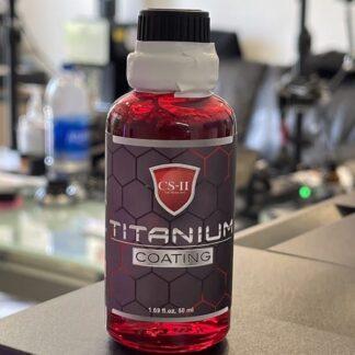 Titanium Part B